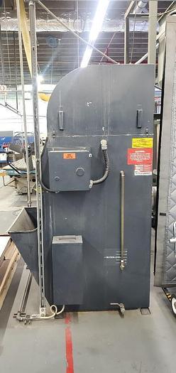"""2012 52"""" Timesaver 2200 Series Rotary Brush Deburring Machine"""