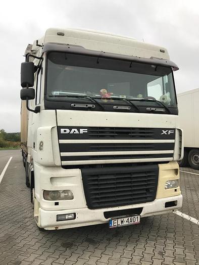 Used 2005 DAF 95 xf 430 euro 3 manual