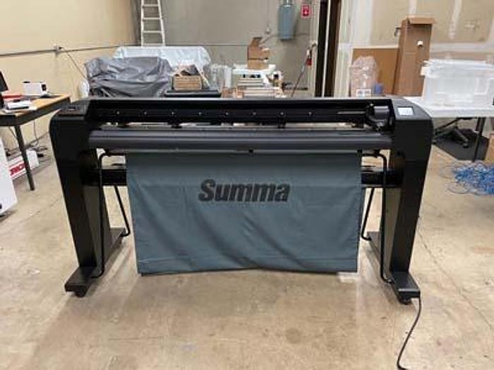 Used 2016 Summa S2 T140