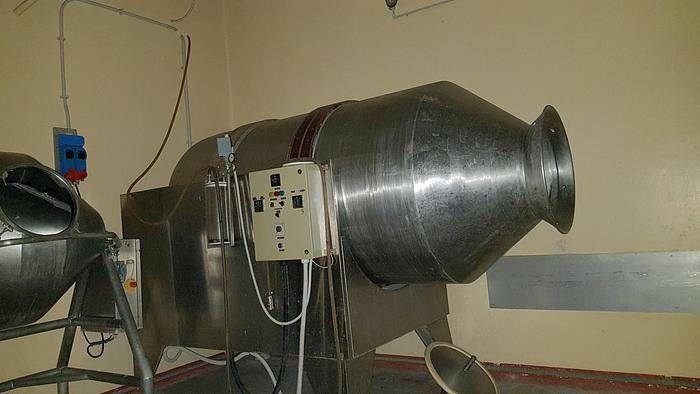 Usato macchinari per lavorazione carne, (Salumificio) RISCO BIZERBA GRACE GMBH COLUSSI ecc