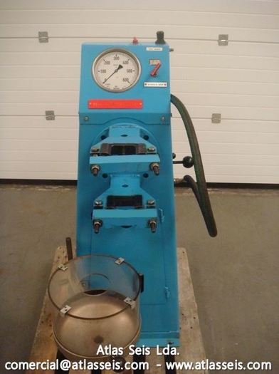 Gerus Injector Nozzle Test Stand LP 125/B-600