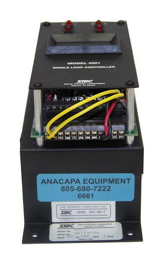 Used SMC Sierra Monitor Corporation 4001 Single Loop Controller (6661) W
