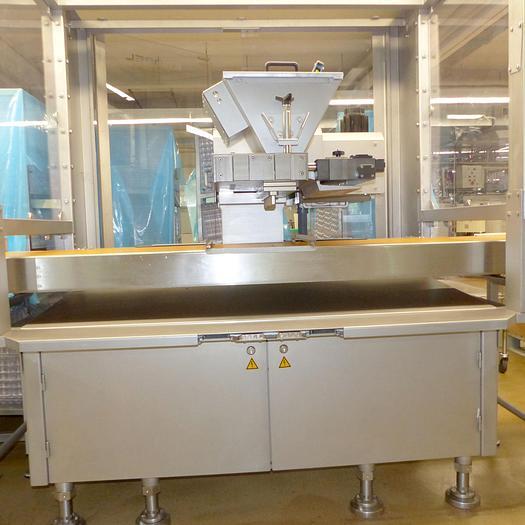 Gebraucht gebr. Gießmaschine KNOBEL Type KCM-Alpha X-9-36, Baujahr 2012