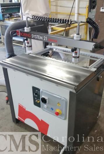 Used Maggi System 21 Boring Machine