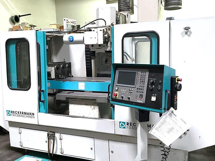 Gebraucht CNC Fräsmaschine RECKERMANN CONSA KOMBI