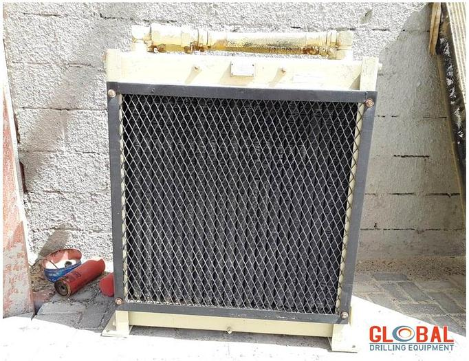 """Used Item 0857 : Cooler (Radiator), 35""""L x 33.5""""H with Fan"""