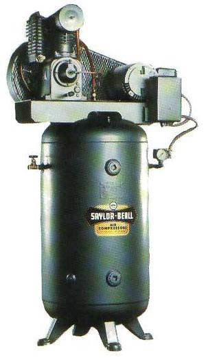 Saylor Beall VT735-80 Air Compressor