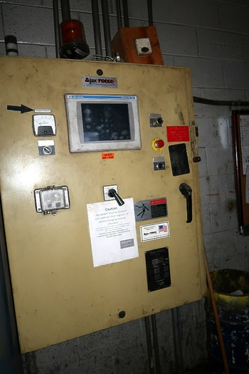 2013 AJAX PACER II 3000 KW Induction Furnace System