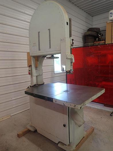 Used Industrial 32'' Bandsaw Carter Guides