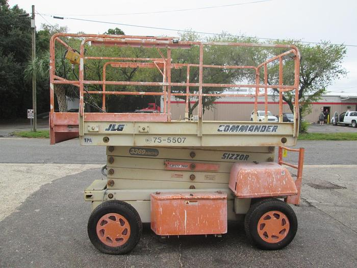 Used 1996 JLG Commander 3369 Electric Scissor Lift