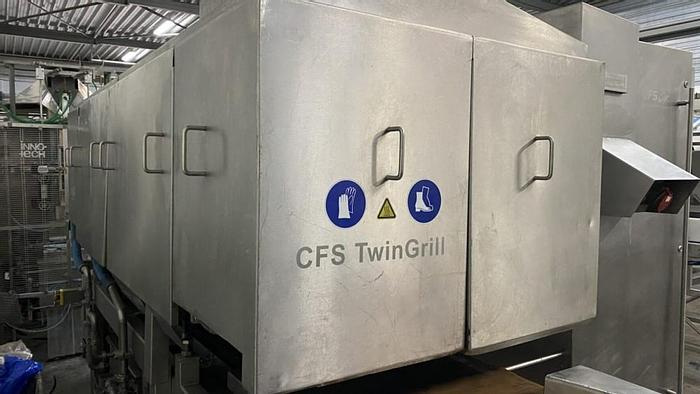 Used CFS Twingrill teflon cooker