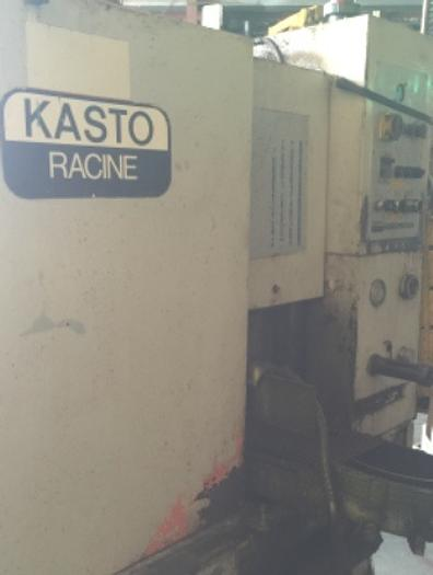 "10.25""x10.25"" Kasto SBB 260 Automatic Vertical Bandsaw, 1986"