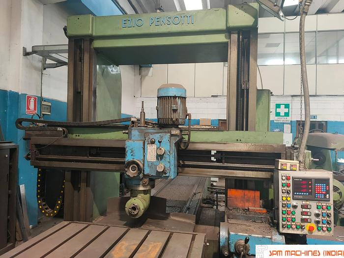 Used Pensotti Plano Miller 5m