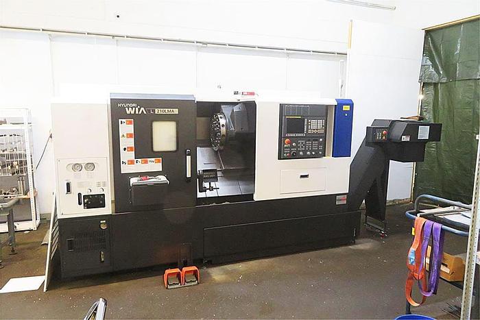 Used HYUNDAI WIA L 210 LMA - 2018