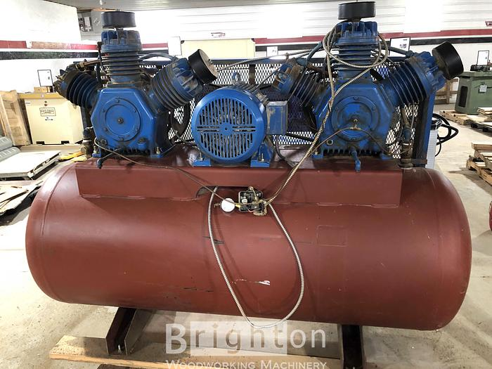 Used unknown brand 30HP Used Compressor with GEC C286T motor