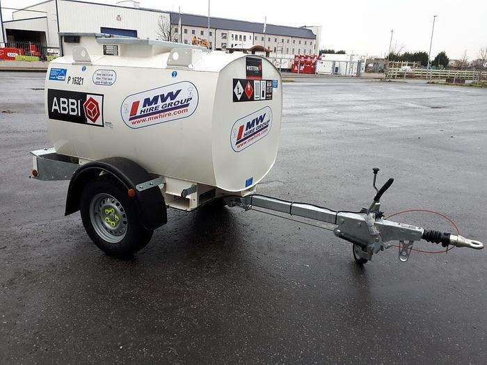 ABBI 1000L – Fuel Tanks – Towable Bowser