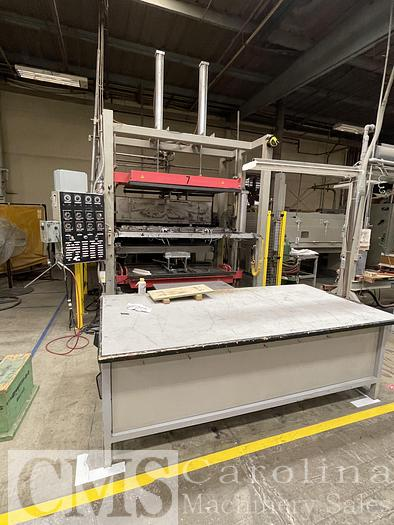 Used 2004 Maac C44S Thermoforming Machine