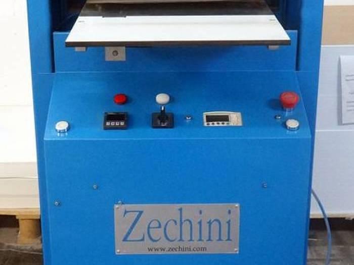 Used Zechini Press Oro 35 Gold embossing machine