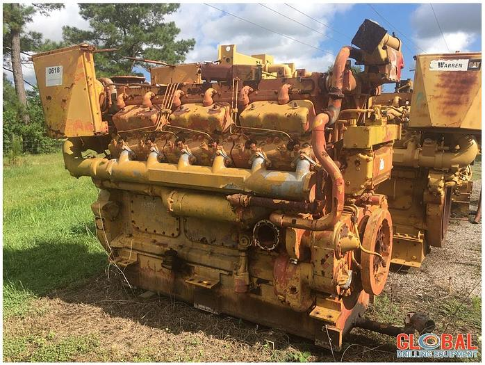 Used Item 0618 : Caterpillar D398B PC Engine