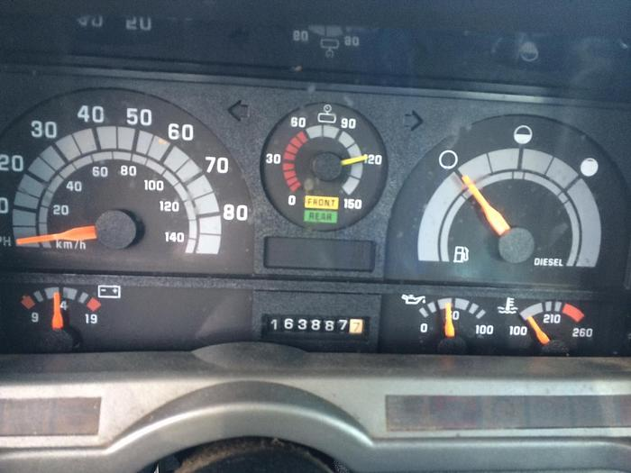 2002 GMC TOPKICK C6500 LPG TANK TRUCK