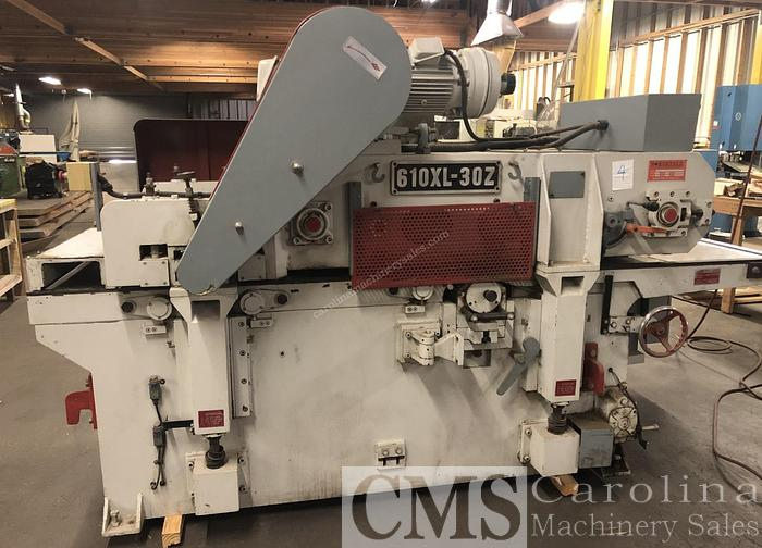 Used 2005 Northtech 610XL PLaner