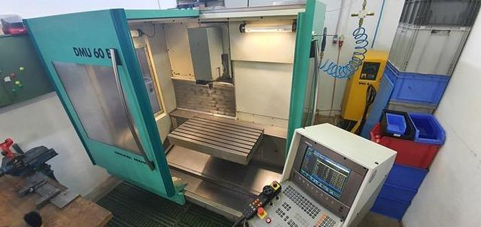 Gebraucht CNC Bearbeitungszentrum  DECKEL MAHO DMU 60 E