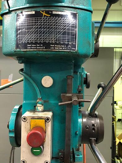 Säulenbohrmaschine ALZMETALL AB 4 SV