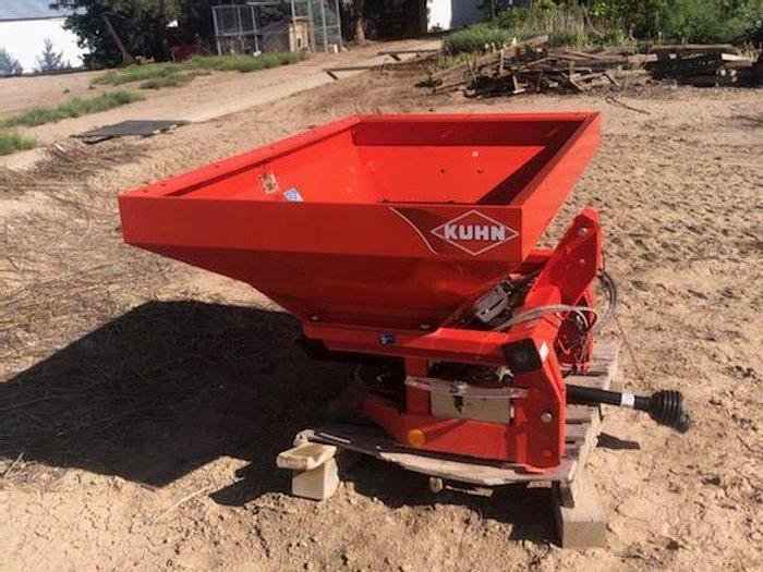 Used Kuhn MDS 19.1 D Fertilizer Spreader