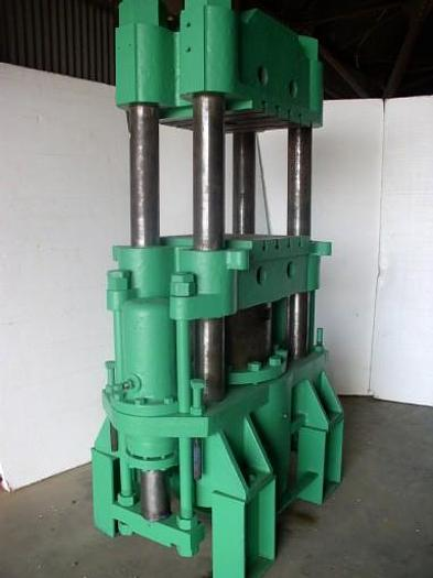 Used 250 Ton 4 Post Up-Acting Hydraulic Press; $14,500