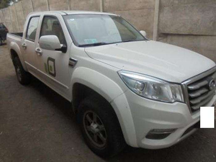 2017 GREAT WALL WINDLE 6.2 LTS