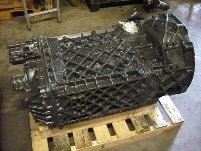Used MAN ZF 16S2320 TD
