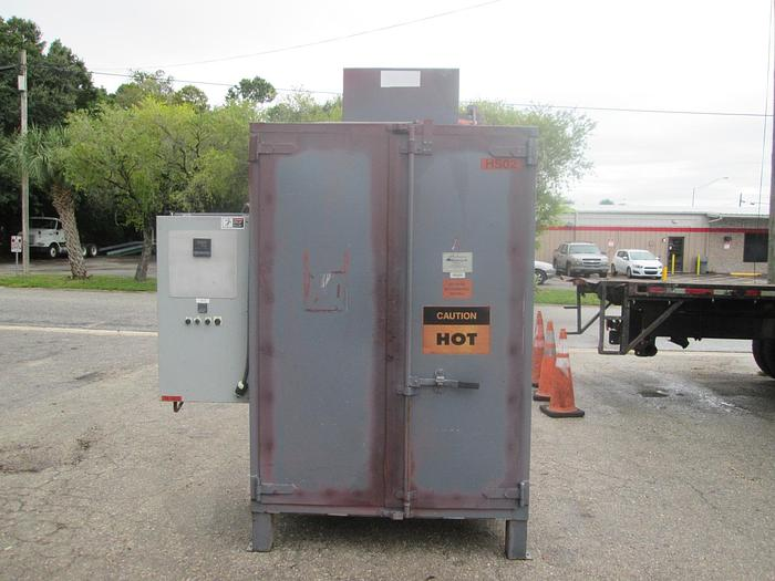 Used Benko Sahara Industrial Batch Oven