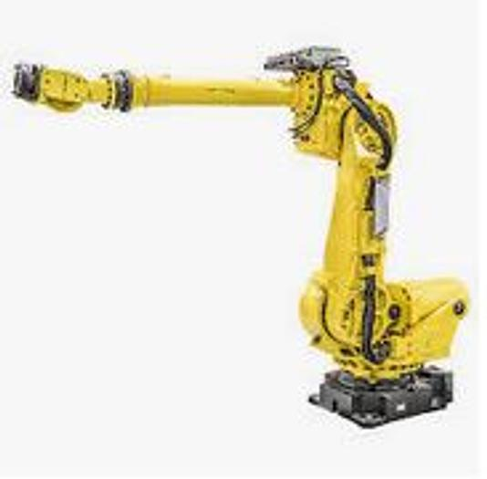 FANUC R2000iA/125L 6 AXIS CNC ROBOT WITH RJ3iB CONTROLLER