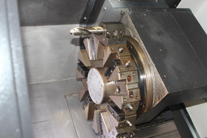 "Hyundai Wia L150A CNC Lathe, 8"" 3 Jaw Chuck"