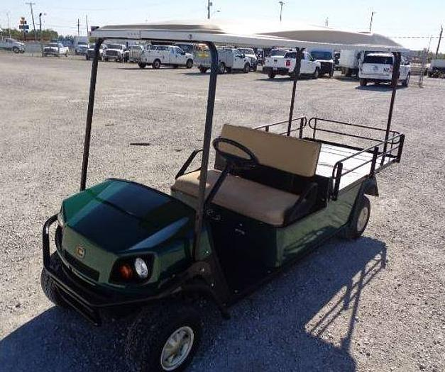 Used 2015 Cushman Shuttle 2