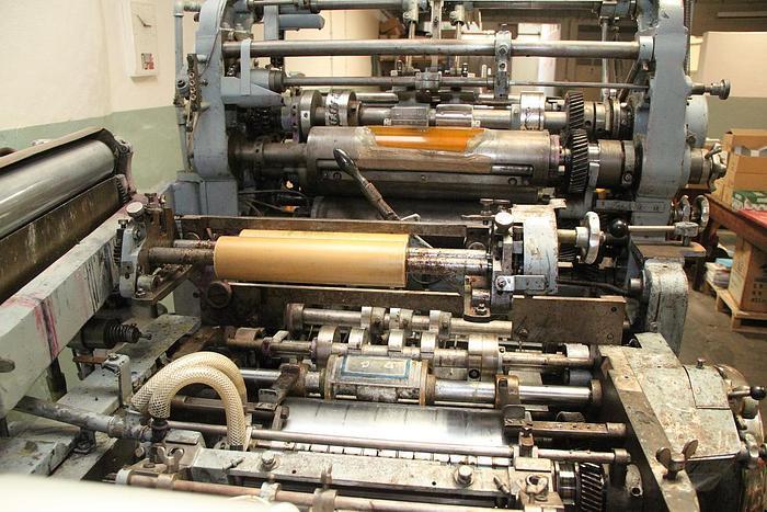 WINKLER & DUNNEBIER 29 DS – ENVELOPE MACHINE