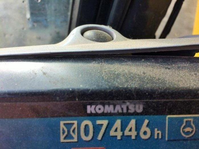 2008 KOMATSU PC350 LC-8