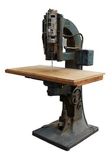 Used Baxter 59 Drill Press