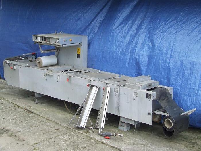 """Używane Pakowaczka próżniowa, rolowa """"Multivac"""" R 5100"""