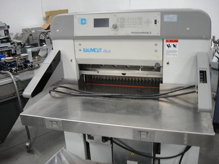 Used 2001 Baumcut 26.4 2001