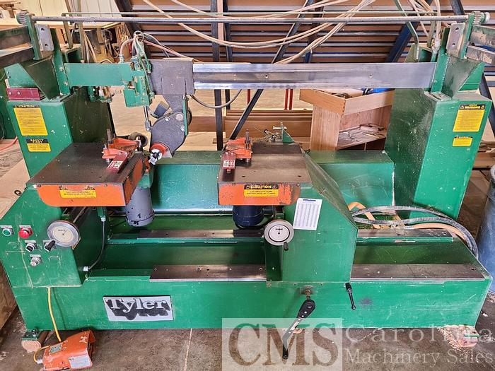 Used Tyler French Dovetail Machine