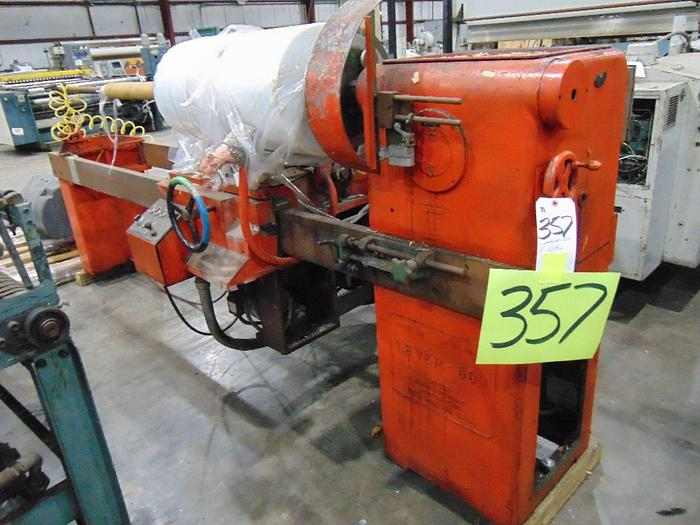 Used Lever-500 Slitter Roll Saw