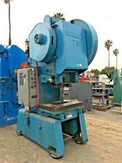 Used DANLY 75TON N.G.