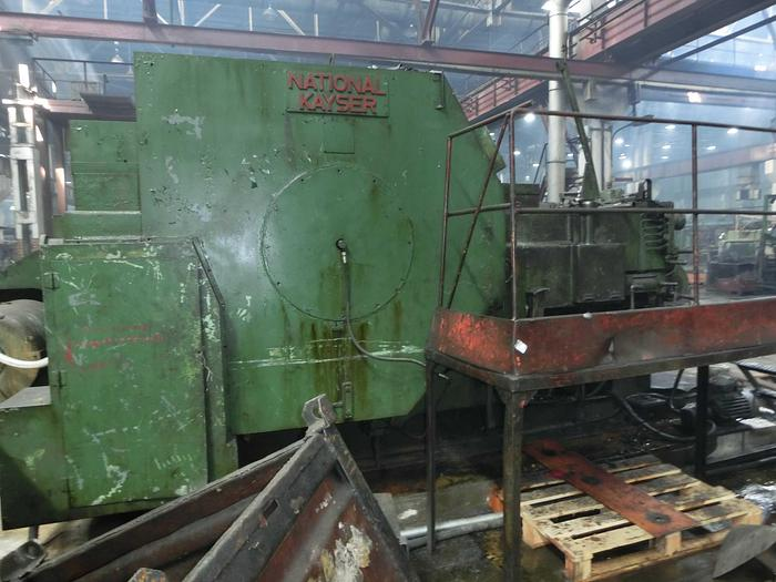 Used Header Cold 1000-6Si