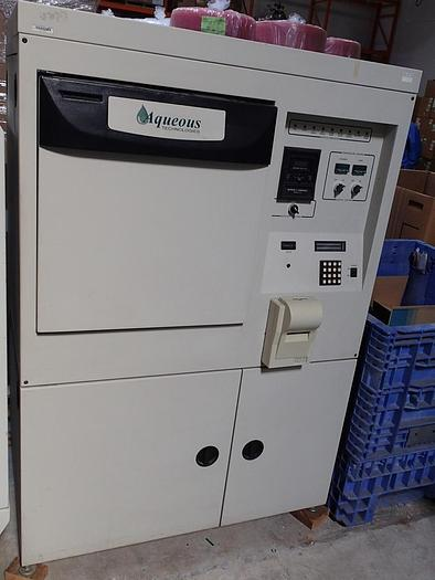 1999 Aqueous Technologies AQ-400 batch PCB cleaner