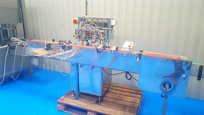 King Liquid Filler Technofill KT320/4
