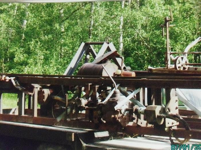 Used Circular Sawmills, Handset