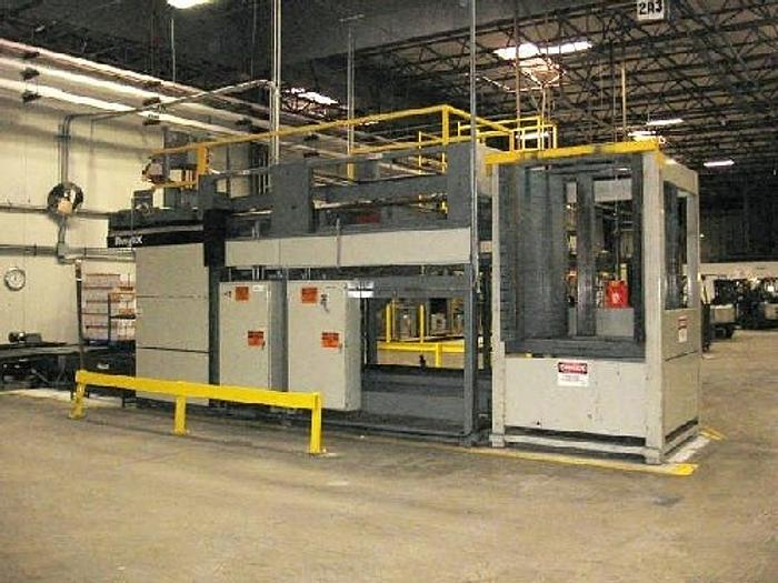 Alvey Model 800 Case Palletizer
