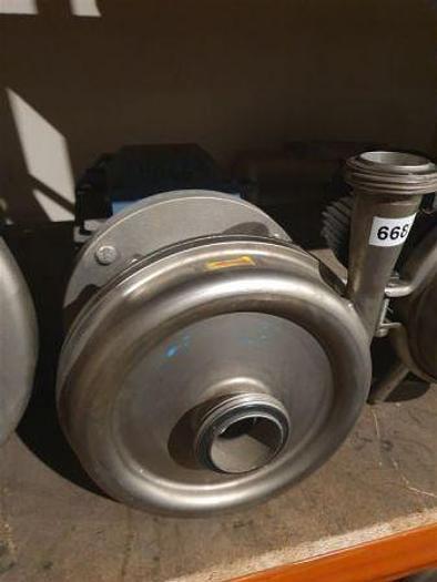 Used Alfa Laval LKH 35/220 SSS Centrifugal Pump