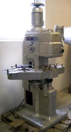 Używane Automatyczna zakręcarka słoików typu Twist-off WZ-38